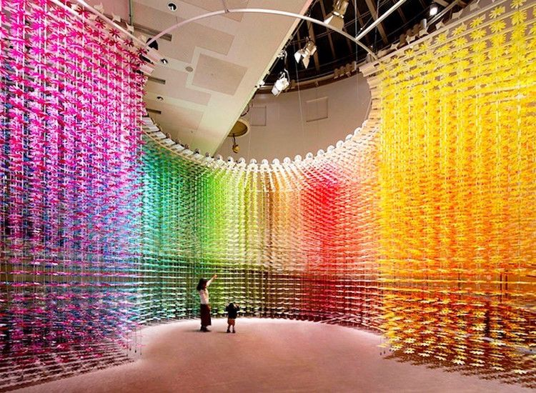 World Examples of Ideas for Lavish Water and Light Exhibitions